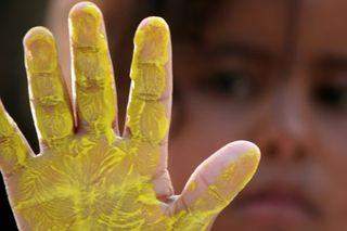 Yellowhand